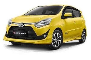 Sewa Toyota Agya Purwokerto