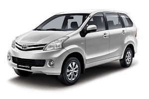 Rental All New Avanza