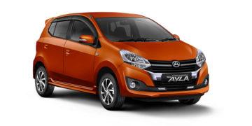 Rental Mobil Daihatsu Ayla