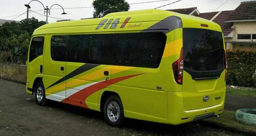 Rental Elf Kebumen