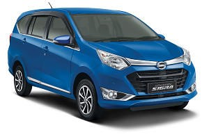Rental Mobil Daihatsu Sigra