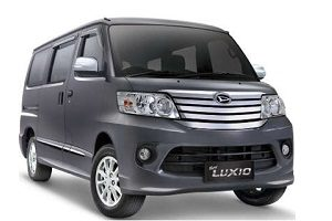 Rental Mobil Luxio