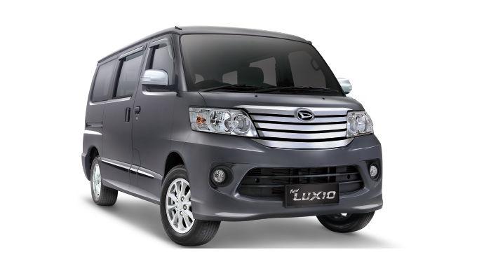Rental Mobil Daihatsu Luxio