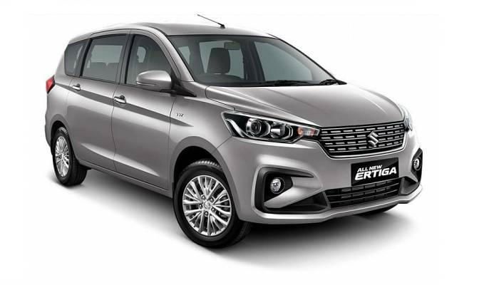Rental Mobil Suzuki All New Ertiga