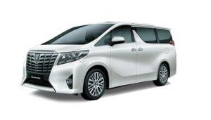 Rental Mobil Toyota Alphard