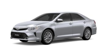 Rental Mobil Toyota Camry