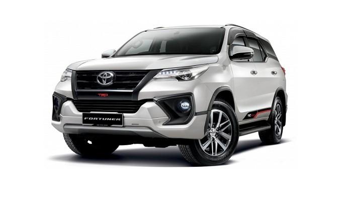 Rental Mobil Toyota Fortuner