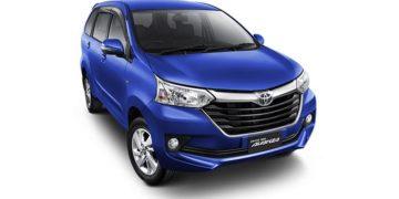 Rental Mobil Toyota Grand Avanza