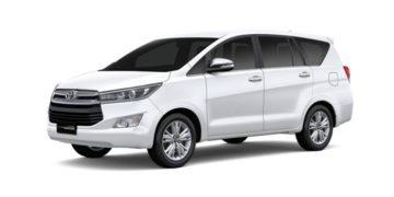 Rental Mobil Toyota Innova Reborn