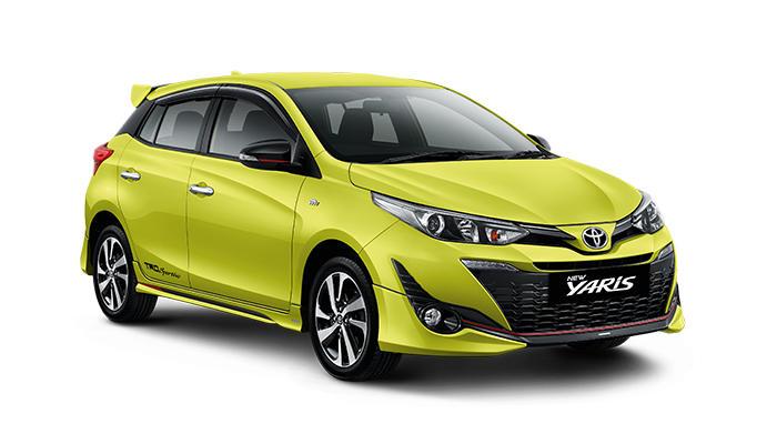 Rental Mobil Toyota Yaris
