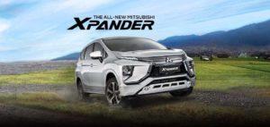Rental Mobil Xpander