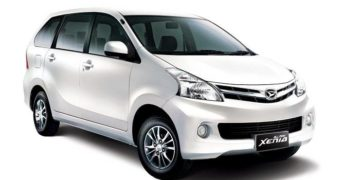 Sewa All New Xenia