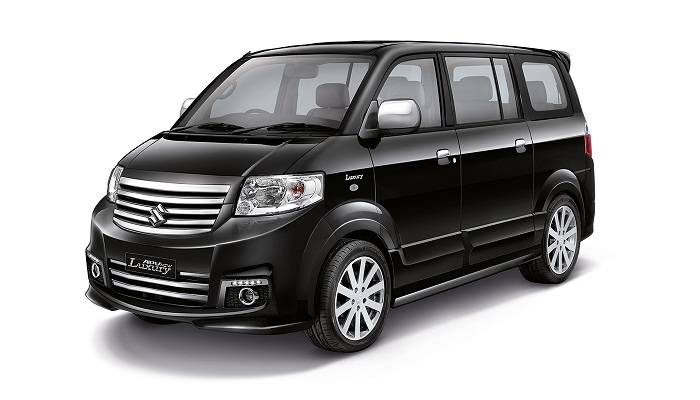 Sewa Mobil Suzuki APV Luxury
