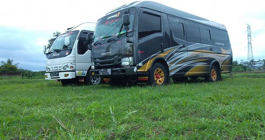 Rental Elf Dieng Wonosobo